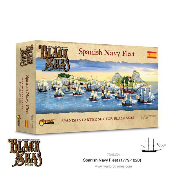 Spanish Navy Fleet (1770 - 1830), Black Seas