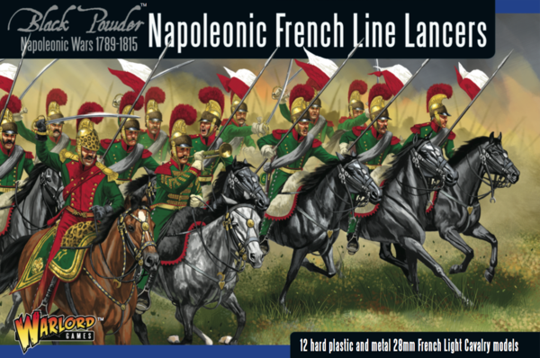 French Line Lancers Napoleonic