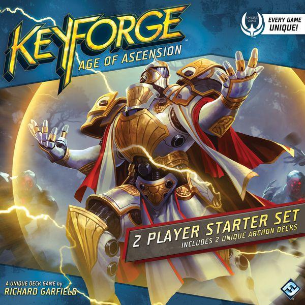 Age of Ascension 2 Player Starter Set KeyForge