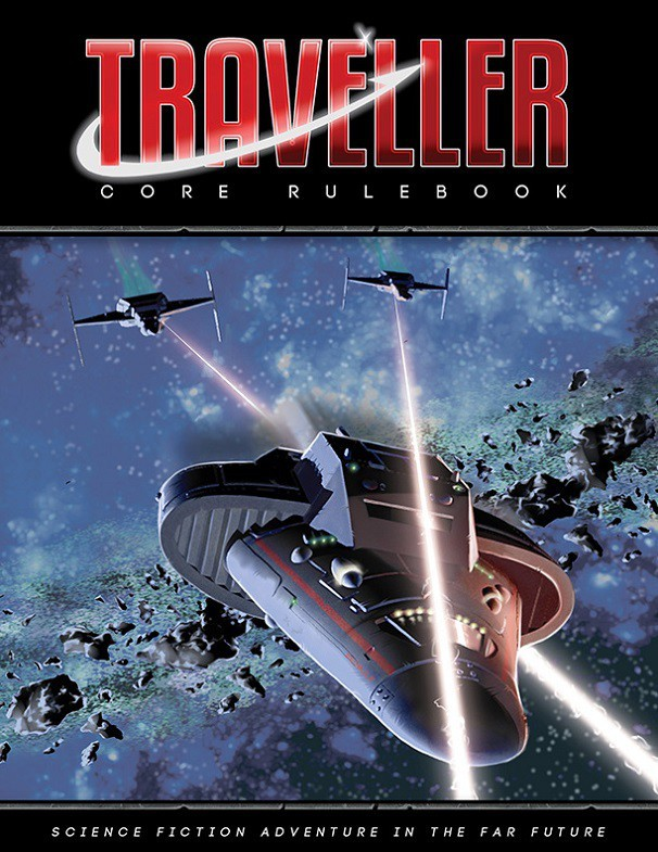 Traveller Core Rulebook (2016 Edition)