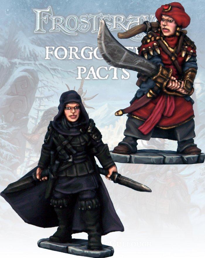 Assassin & Demon Hunter, Frostgrave