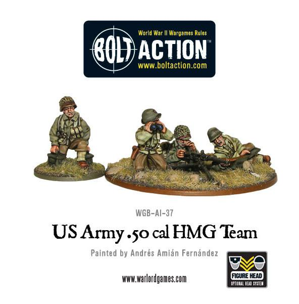 US Army 50 cal HMG
