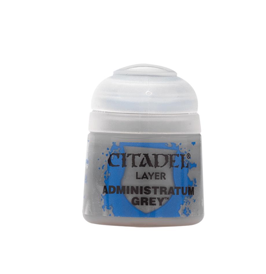 Administratum Grey, Citadel Layer 12ml