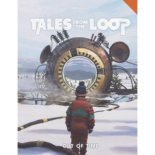Out of Time, Tales from the Loop RPG