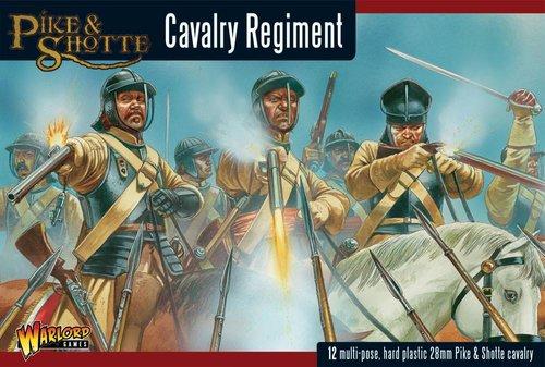 Cavalry, Pike & Shotte