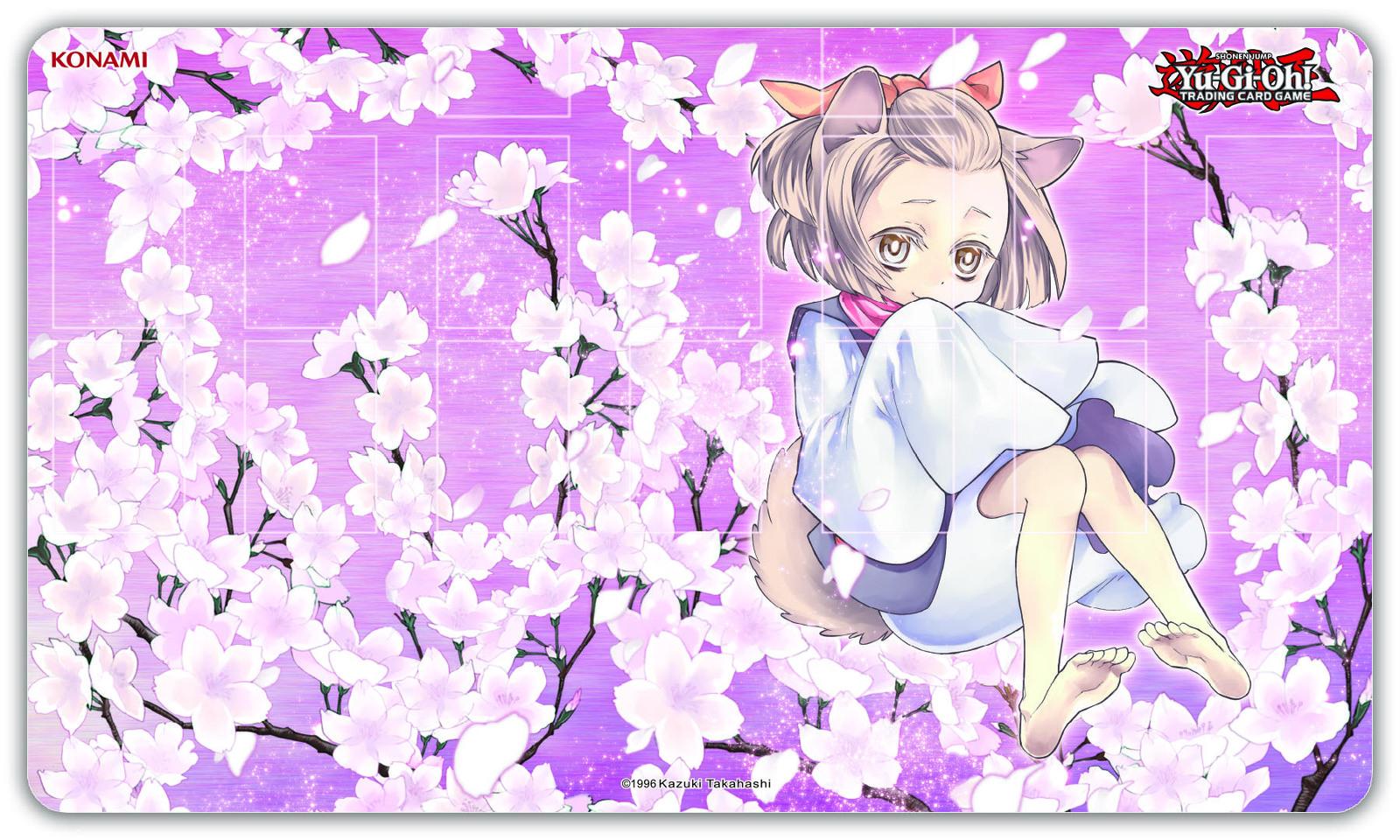 Ash Blossom Game Mat, Yu-Gi-Oh!