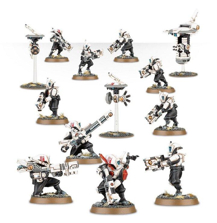Pathfinder Team, Tau Empire