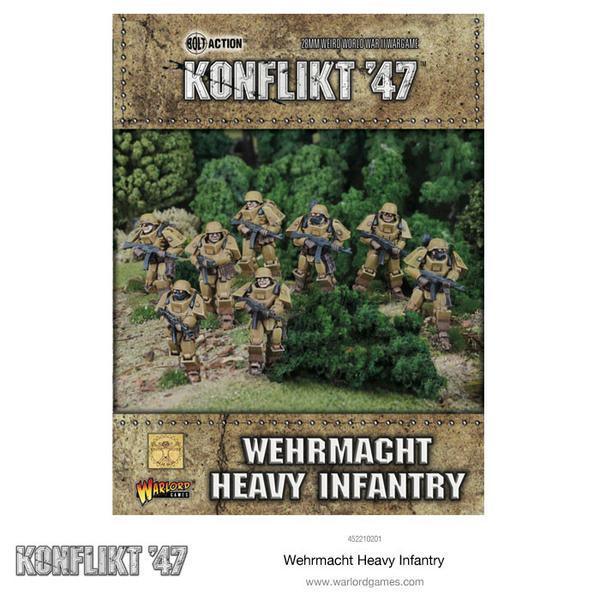 Heavy Infantry, German Konflikt 47
