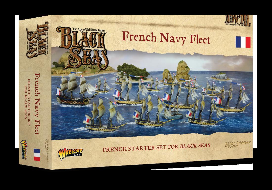 French Navy Fleet, Black Seas