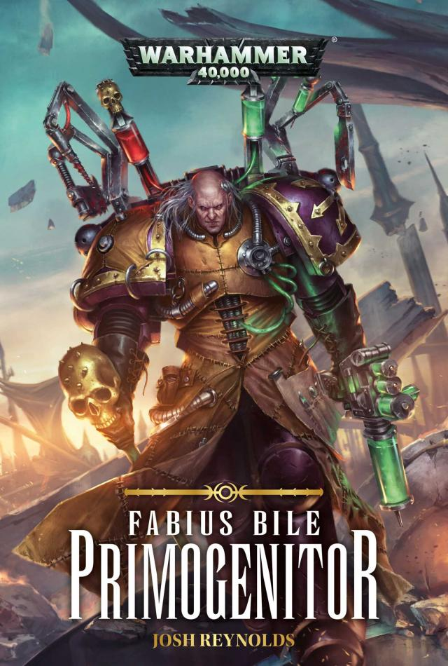 Fabius Bile: Primogenitor, Black Library