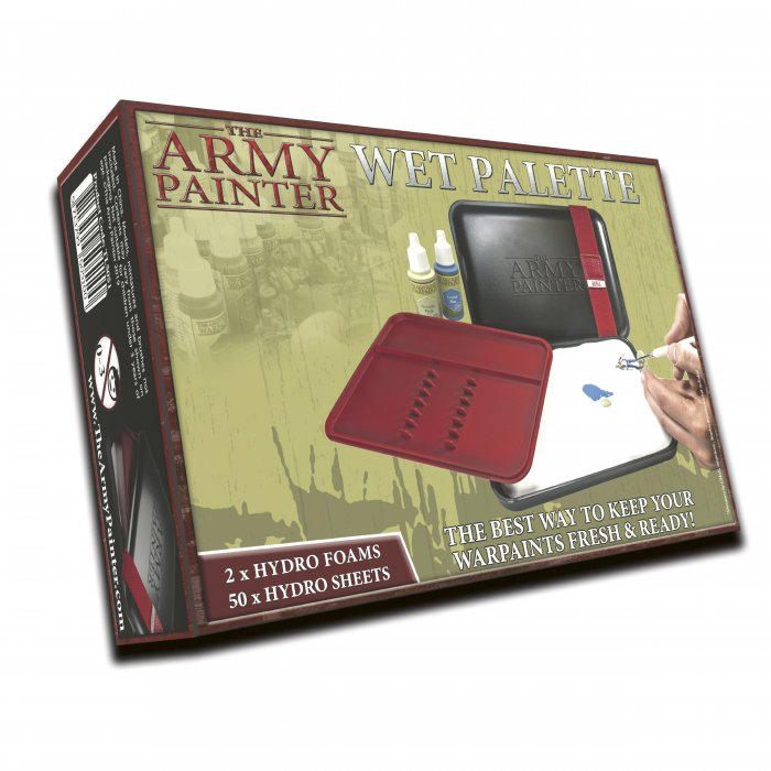 Wet Palette, Army Painter