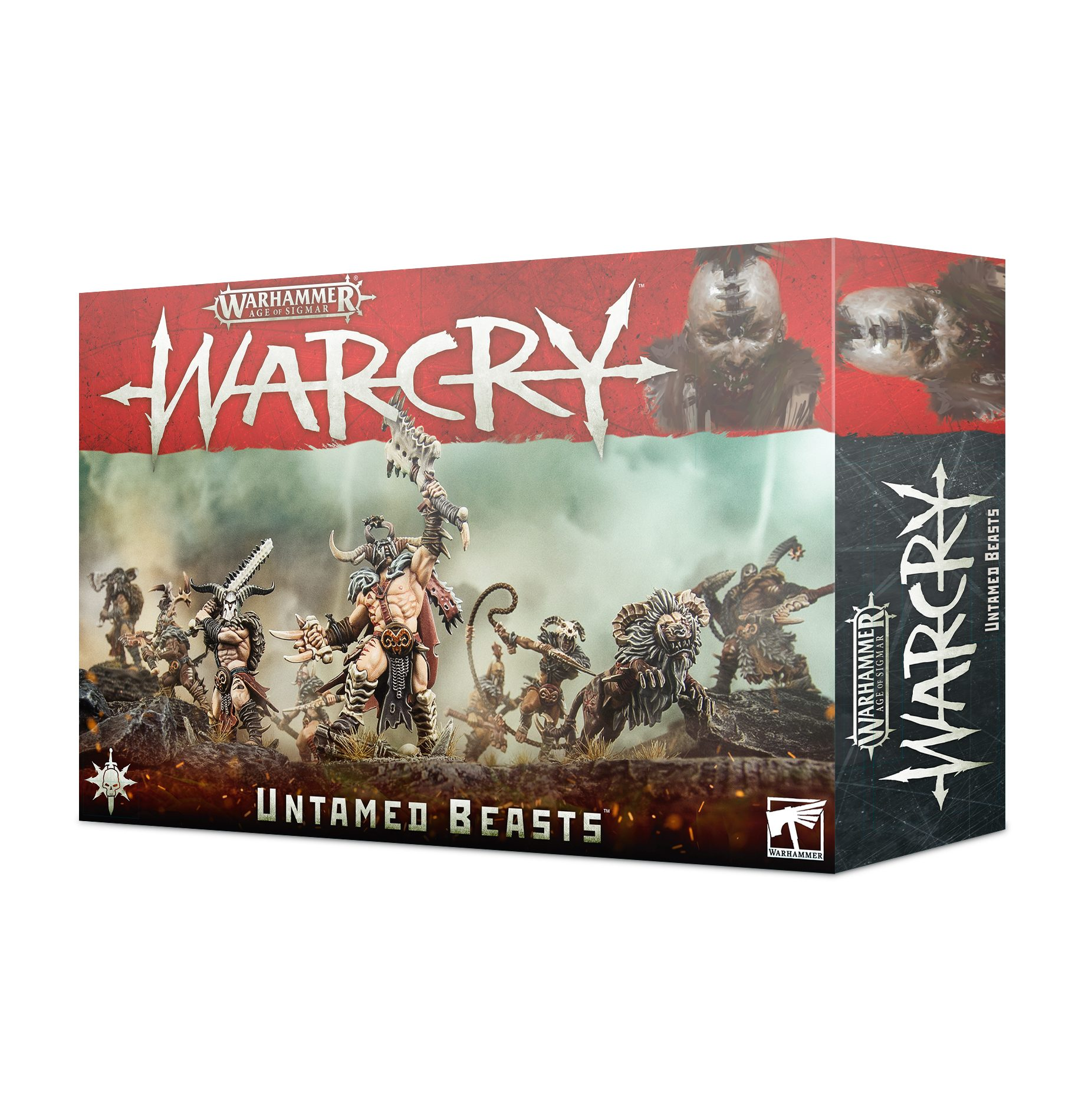 Untamed Beasts, Warcry