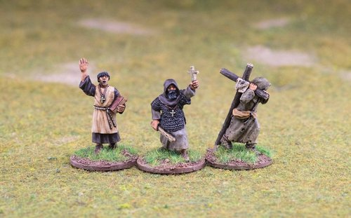 Christian Priests, Footsore Miniatures