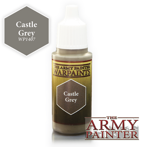 Castle Grey, Army Painter