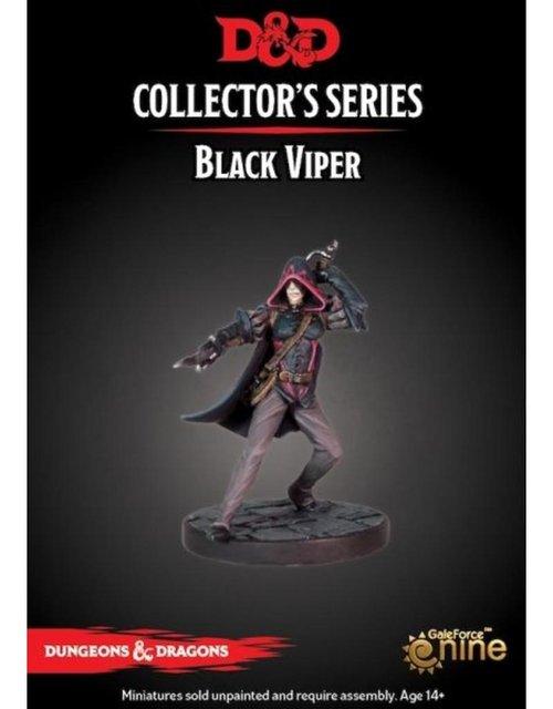 Black Viper, D&D Collector's Series