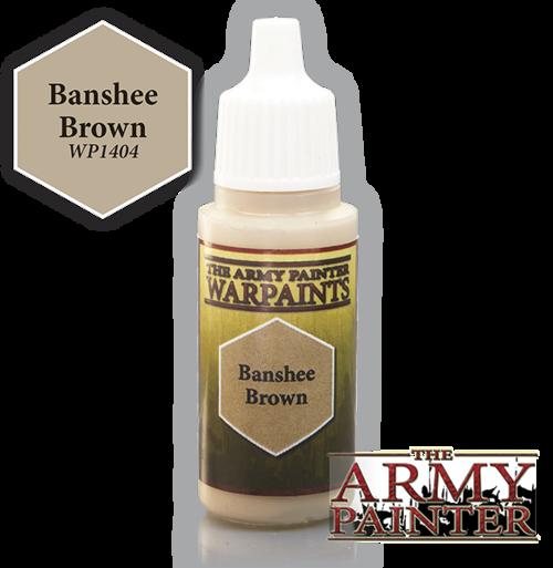 Banshee Brown, Army Painter