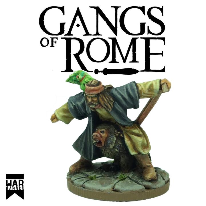 Zenobius, Cilician Pirate, Gangs of Rome