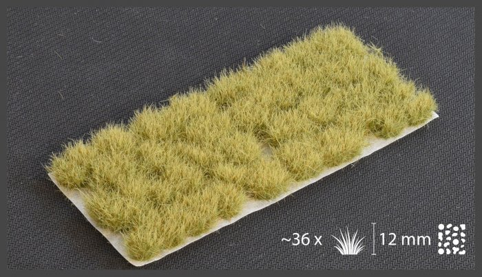 Autumn 12mm Tufts, Gamer's Grass
