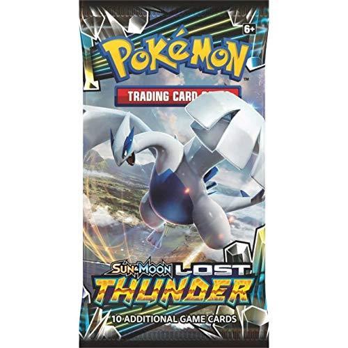 Lost Thunder Booster Pokemon