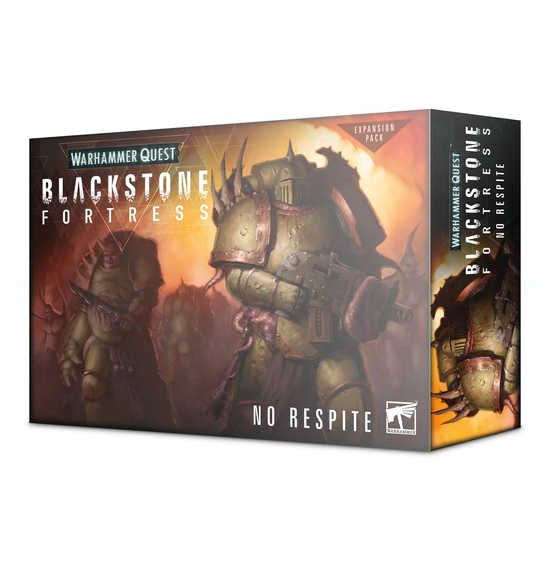 No Respite, Blackstone Fortress