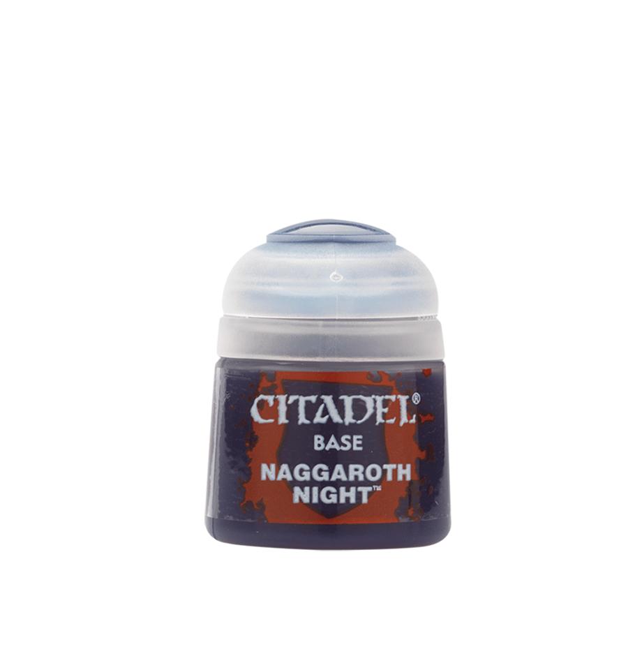 Naggaroth Night, Citadel Base 12ml