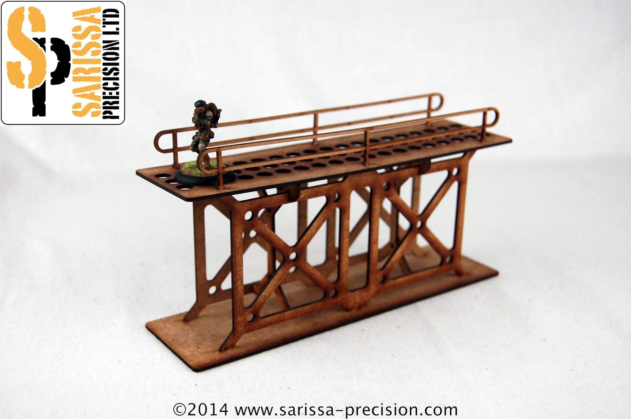Gantry Low Long, Sarissa Precision