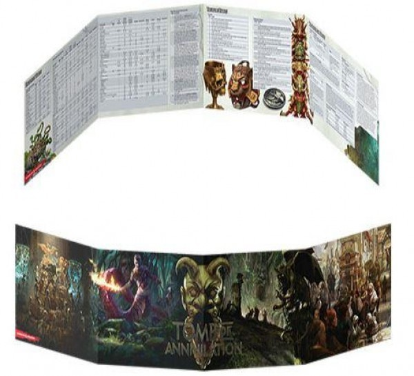 Tomb of Annihilation DM Screen