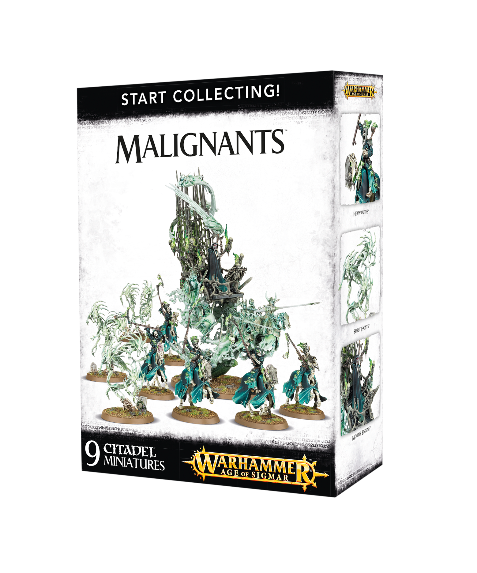 Malignants, Start Collecting