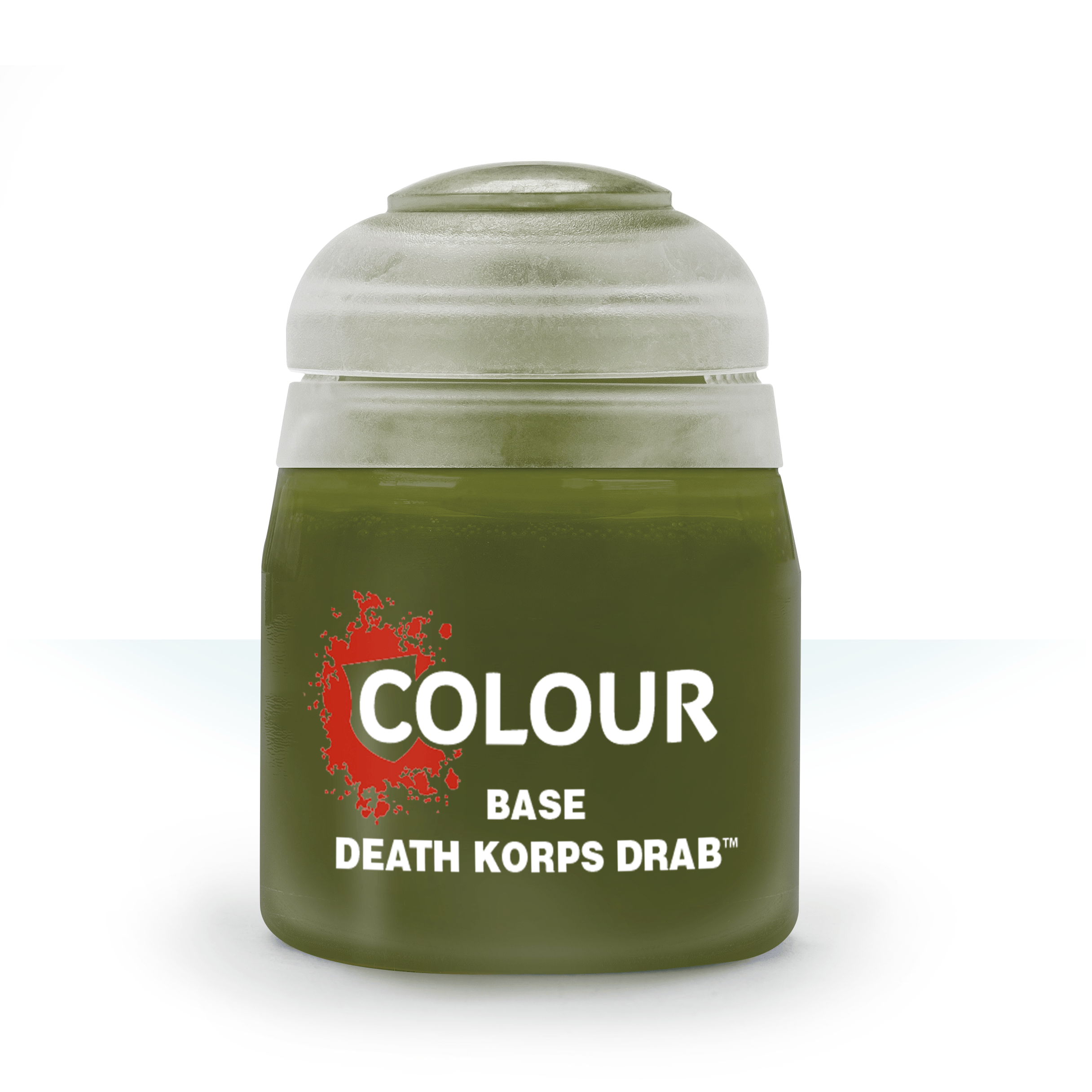 Death Korps Drab, Citadel Base 12ml