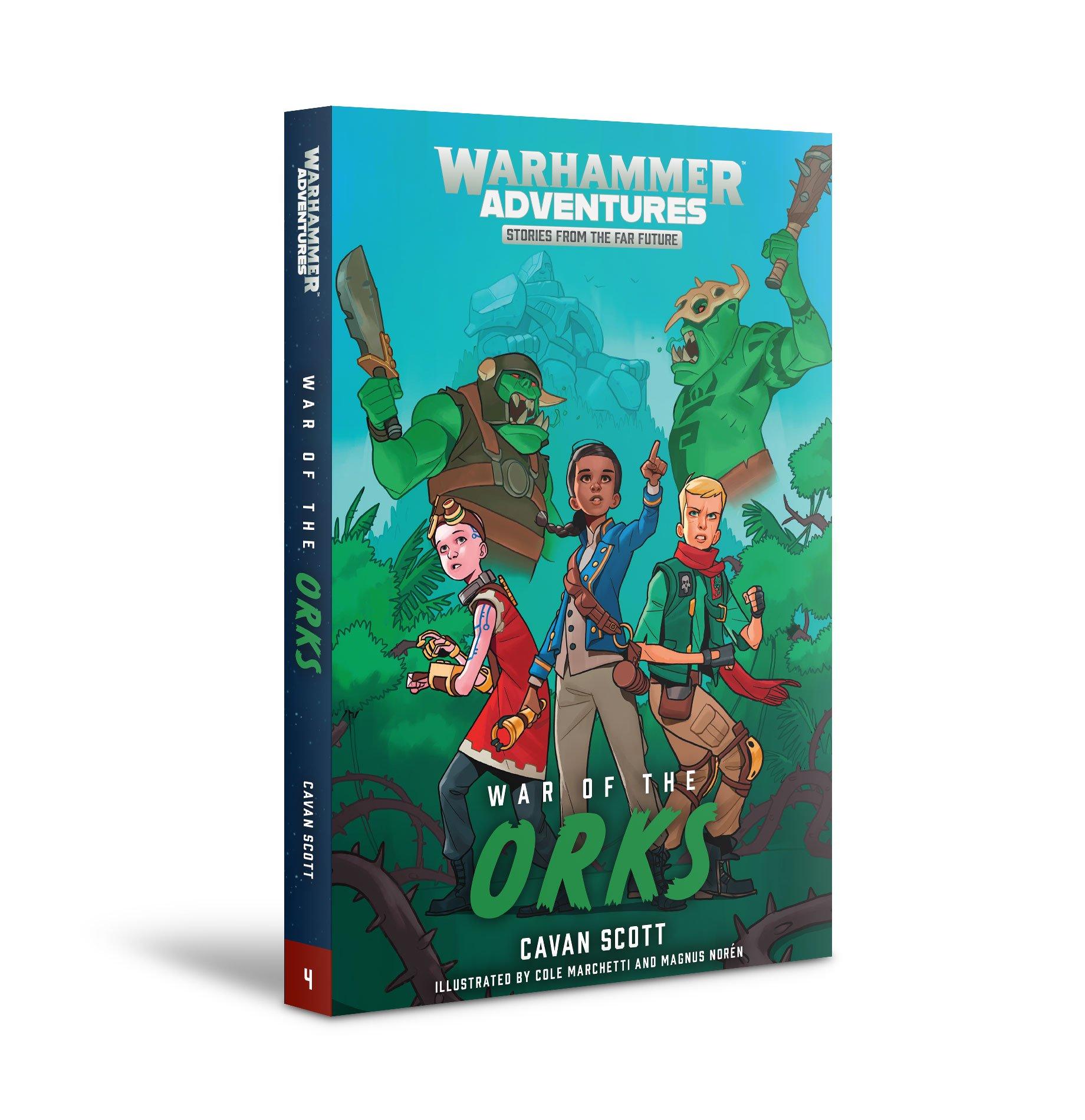 War of the Orks, Warped Galaxies, Black Library