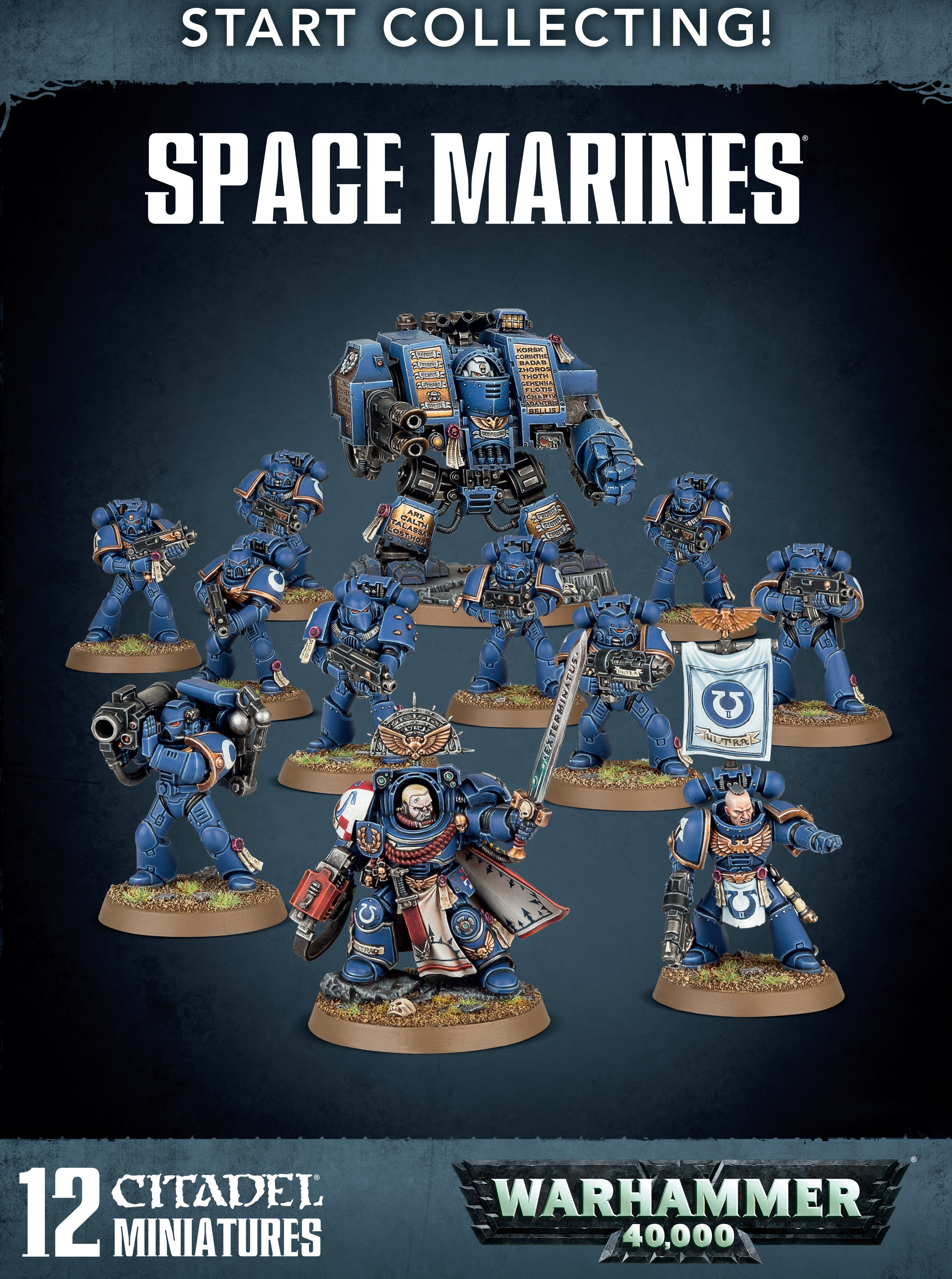 Space Marines, Start Collecting