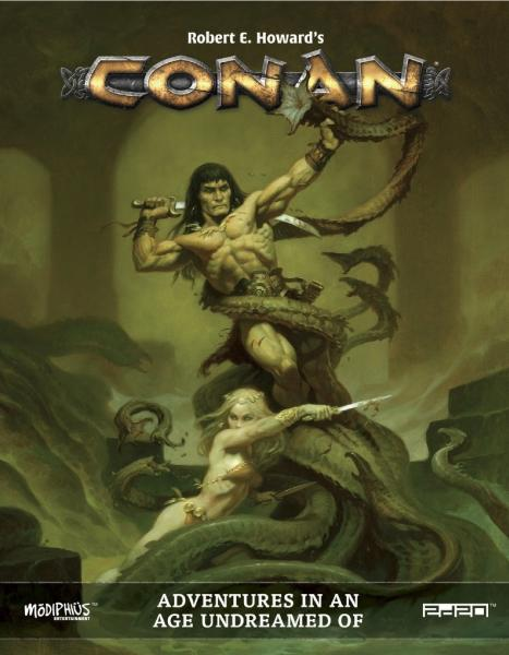 Conan RPG Adventures in an Age Undreamed Of