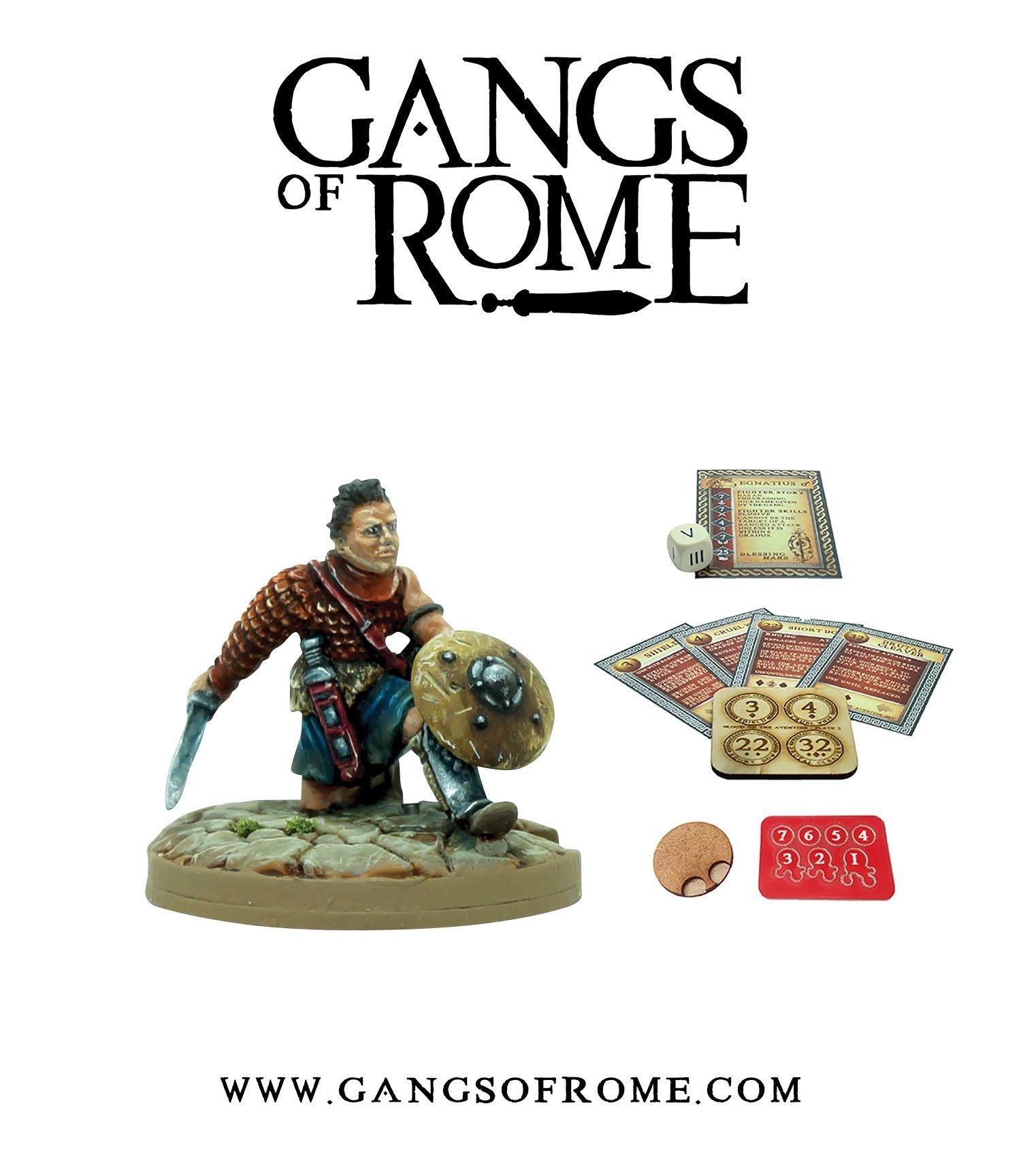 Fighter Septimusdecimus, Gangs of Rome