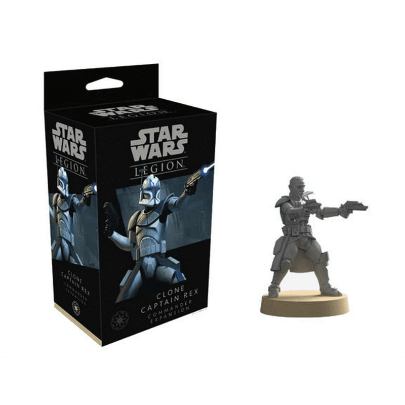 Clone Captain Rex, Star Wars Legion