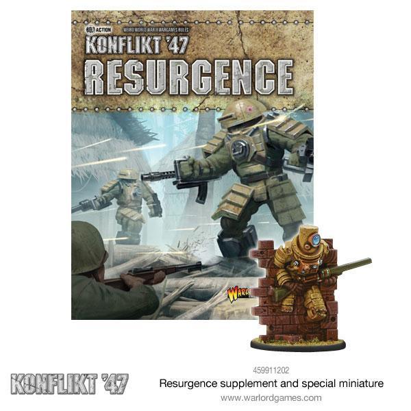 Resurgence, Konflikt 47