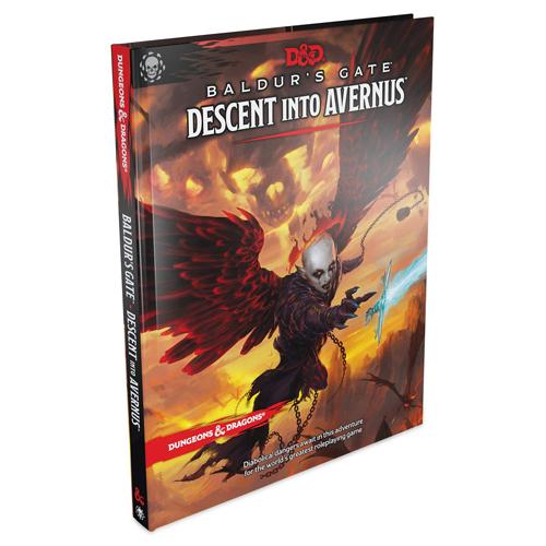 Baldur's Gate: Descent into Avernus, D&D