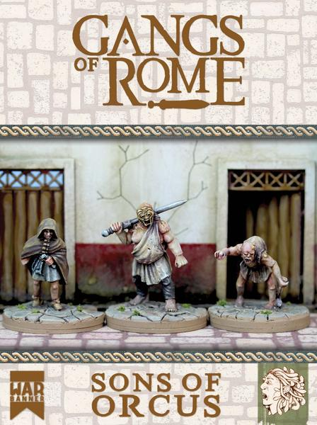 The Sons of Orcus, Gangs of Rome