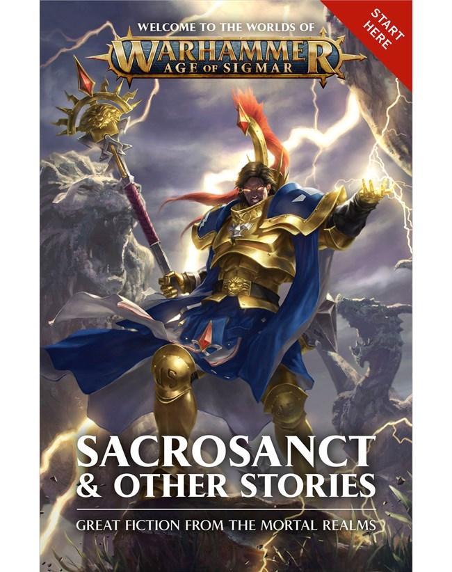 Sacrosanct & Other Stories, Black Library