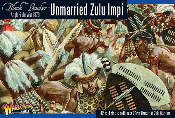 Unmarried Zulu Impi, AZW