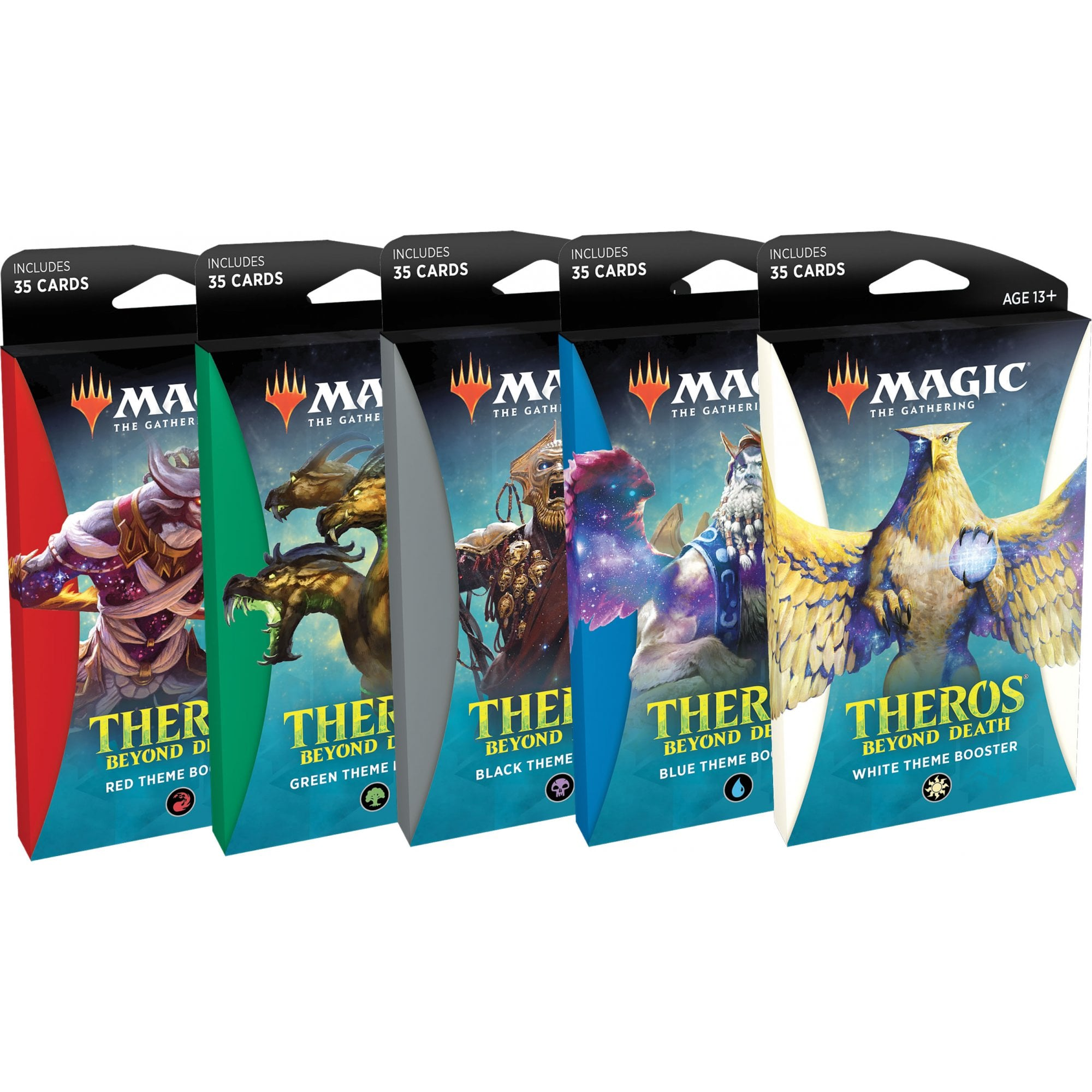 Theros Beyond Death Theme Packs, Magic the Gathering