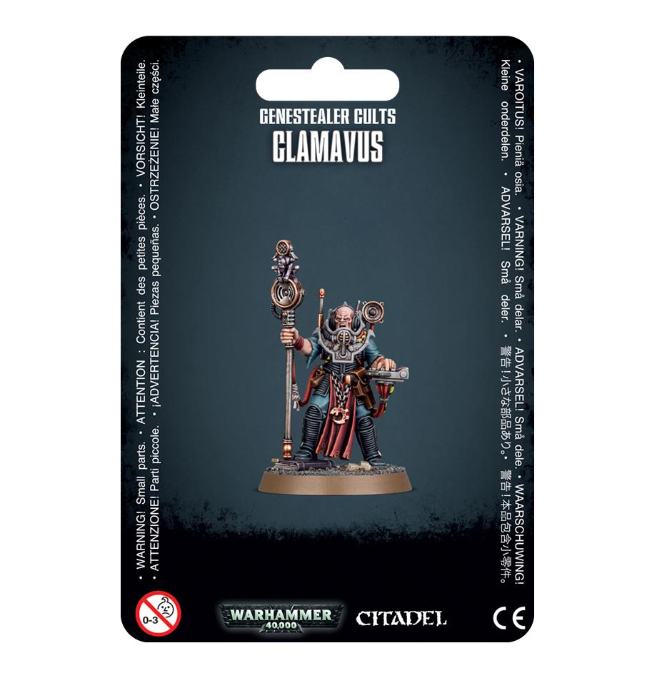 Clamavus Genestealer Cults