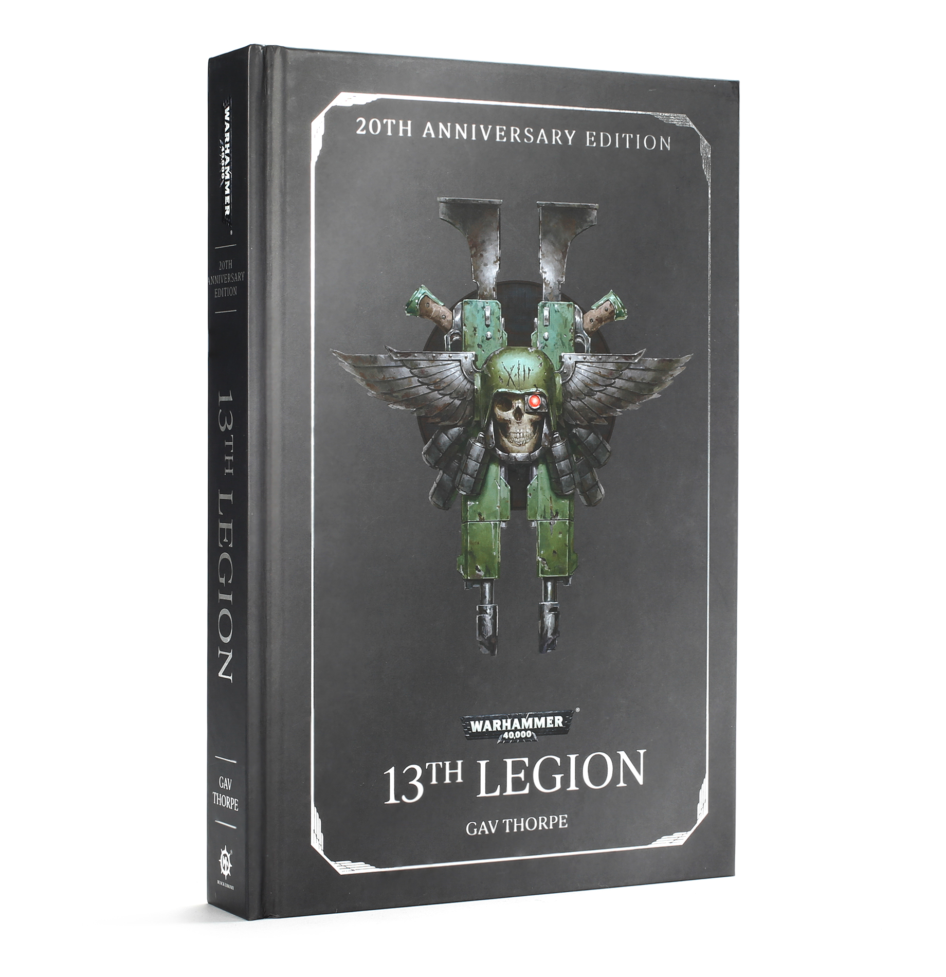 13th Legion, 20th Anniversary Edition, Black Library