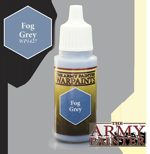 Fog Grey, Army Painter