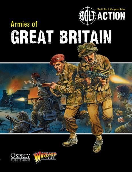 Great Britain, Armies of
