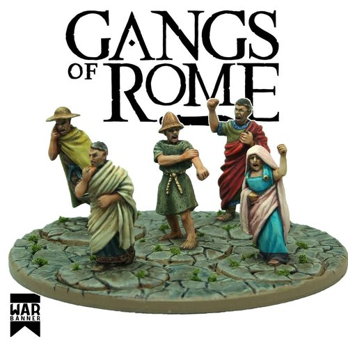 Angry Mob, Gangs of Rome