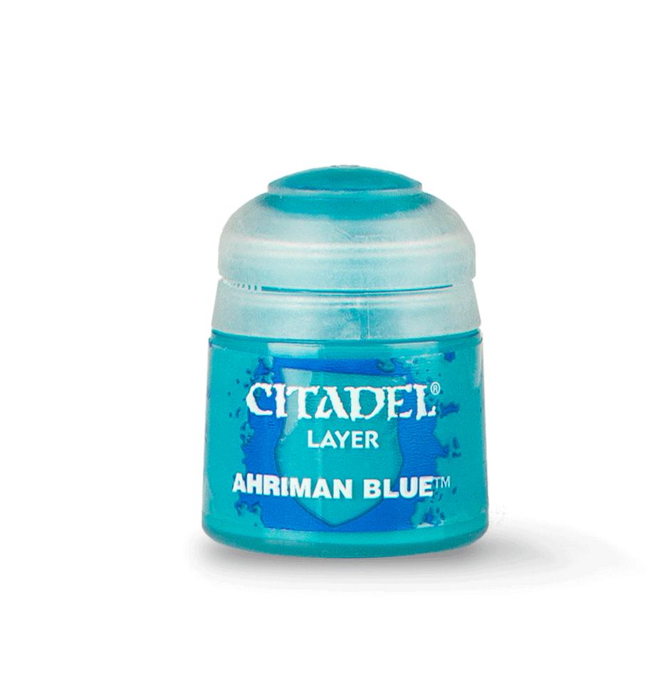 Ahriman Blue, Citadel Layer 12ml