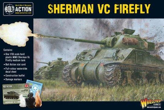 Sherman Firefly Vc (Plastic Box)