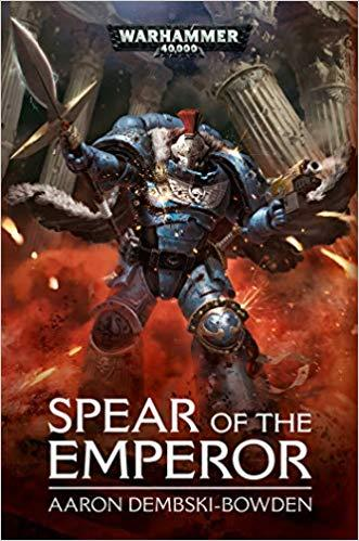 Spear of the Emperor, Black Library
