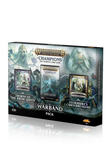 Warband Collectors Pack, Warhammer Age of Sigmar Champions Series 1