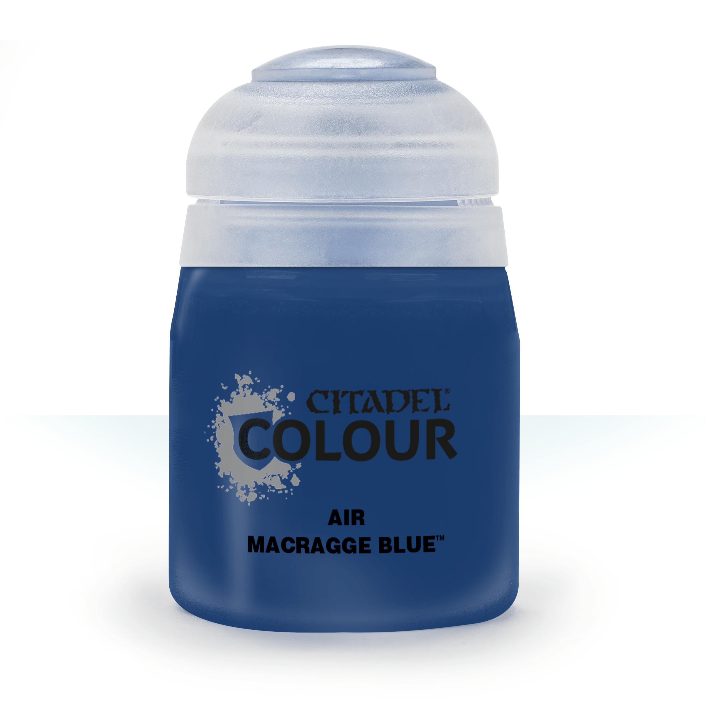 Macragge Blue, Citadel Air 24ml